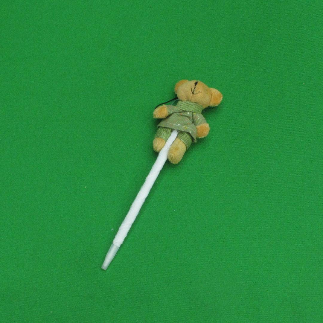 0.7mm 귀여운 곰돌이 인형 볼펜 (20cmx5.5cm)
