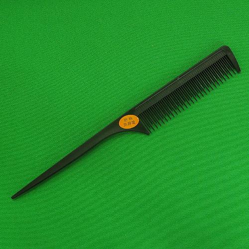 검정색 꼬리빗(23cmx2.5cm)