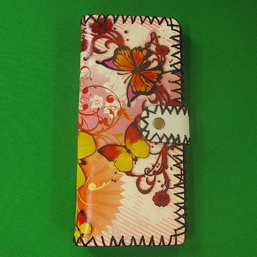 여성용 나비 장지갑(19cmx9cm)