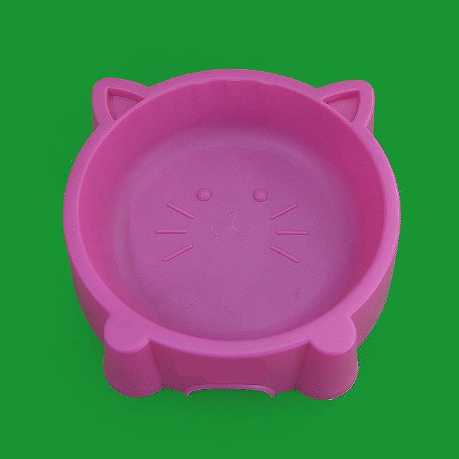 고양이 애견 식기(18cmx4.5cm)