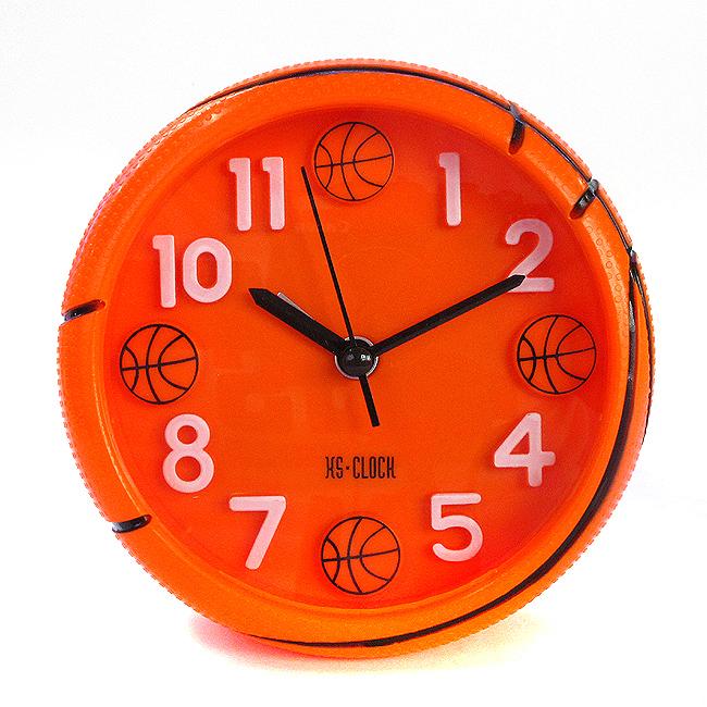 인테리어 농구공 탁상시계