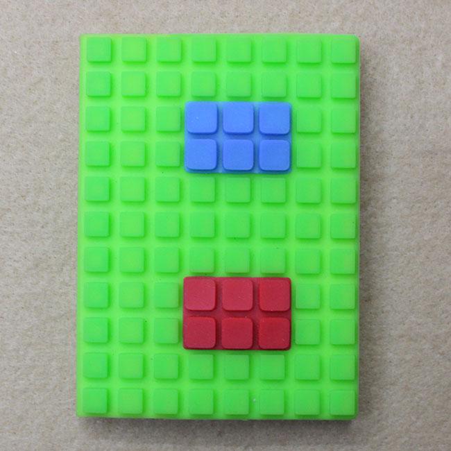실리콘 블록 수첩A