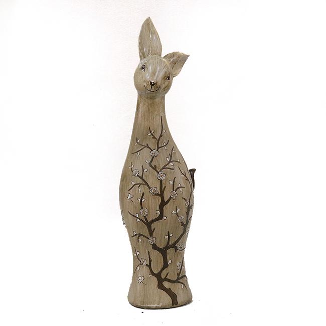 수지 나무 꽃 토끼(A)