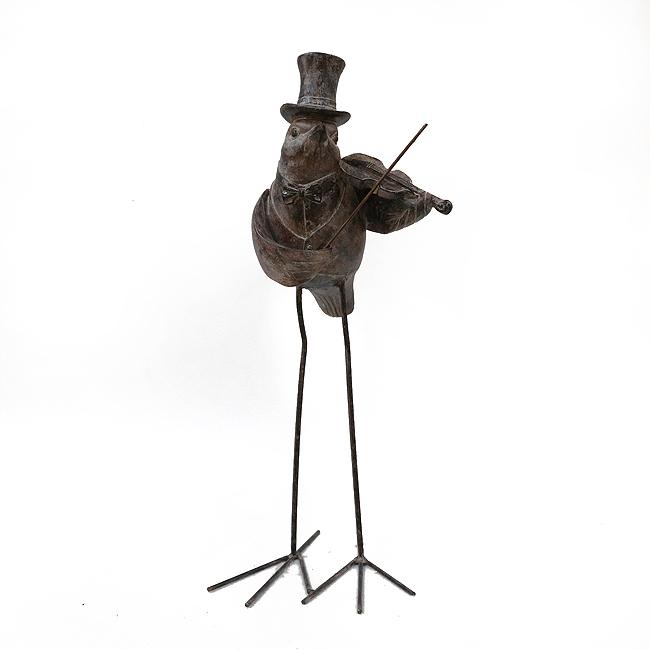 수지 바이올린 연주하는 새