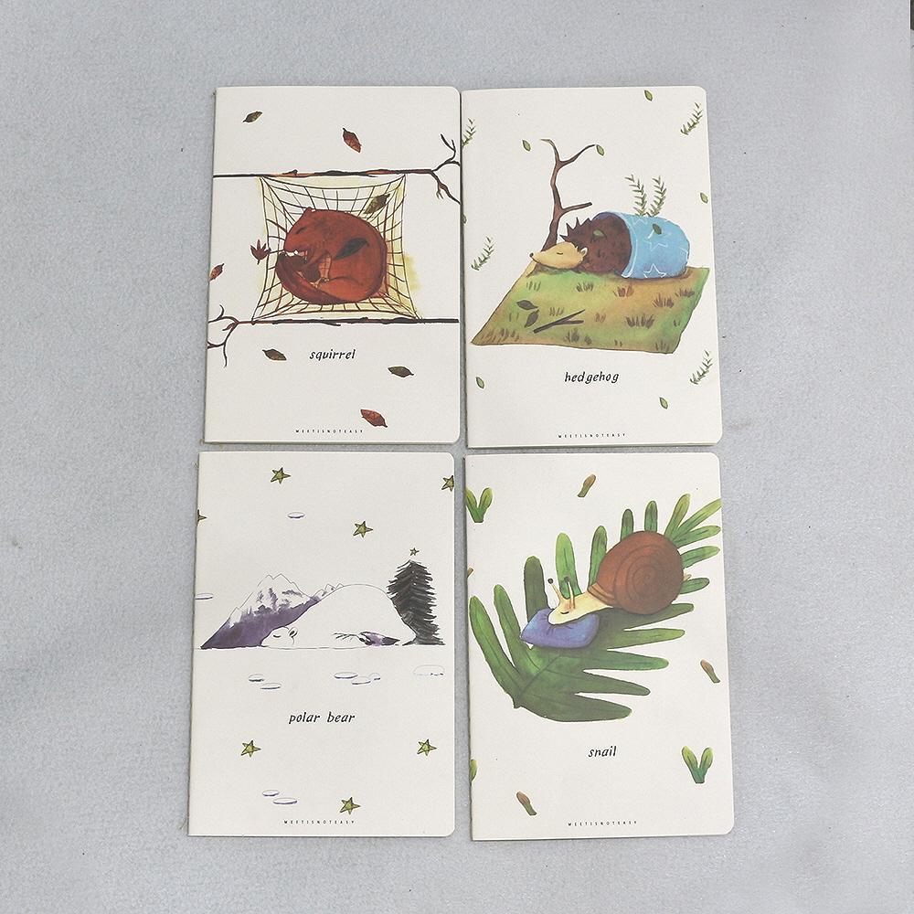 꿈나라 디자인 노트(20.6cmx13.9cm)