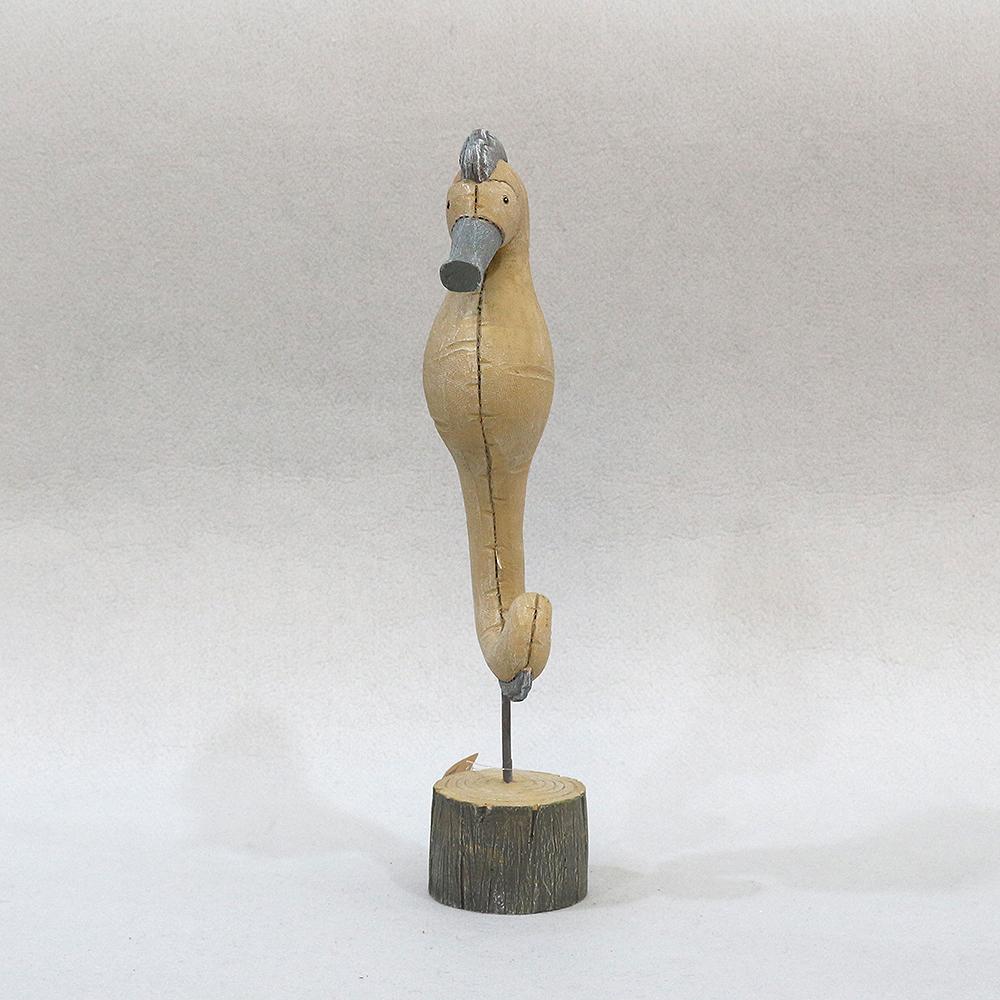 바다의 용 해마 조각상(大)