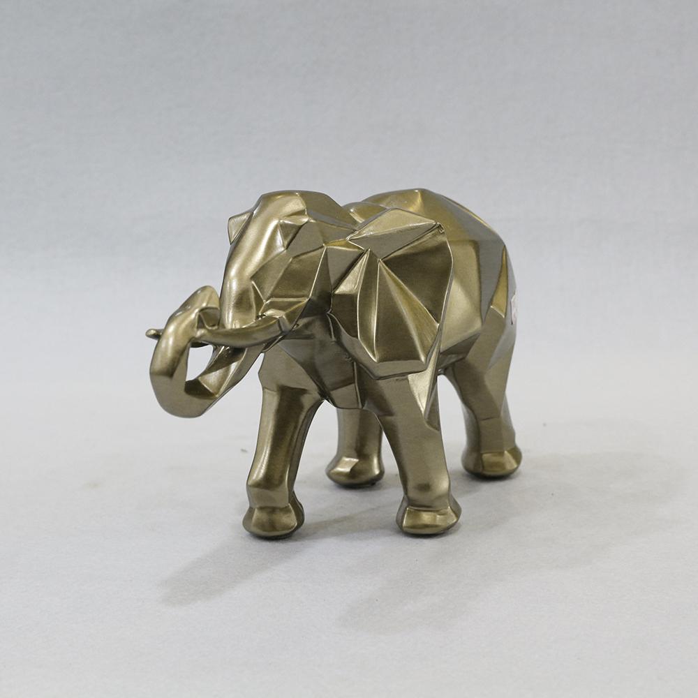 엔틱 와일드 코끼리 조각상