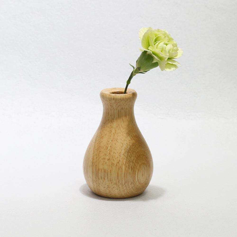 대나무 호리병 꽃병(A)