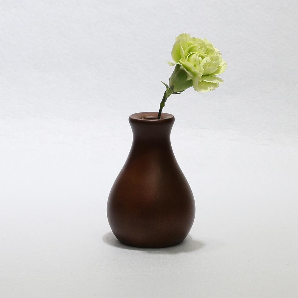 대나무 호리병 꽃병(B)