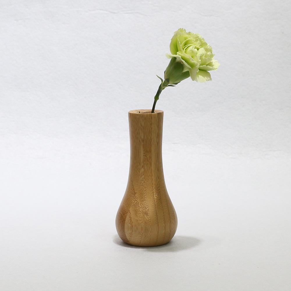 대나무 호리병 꽃병(C)