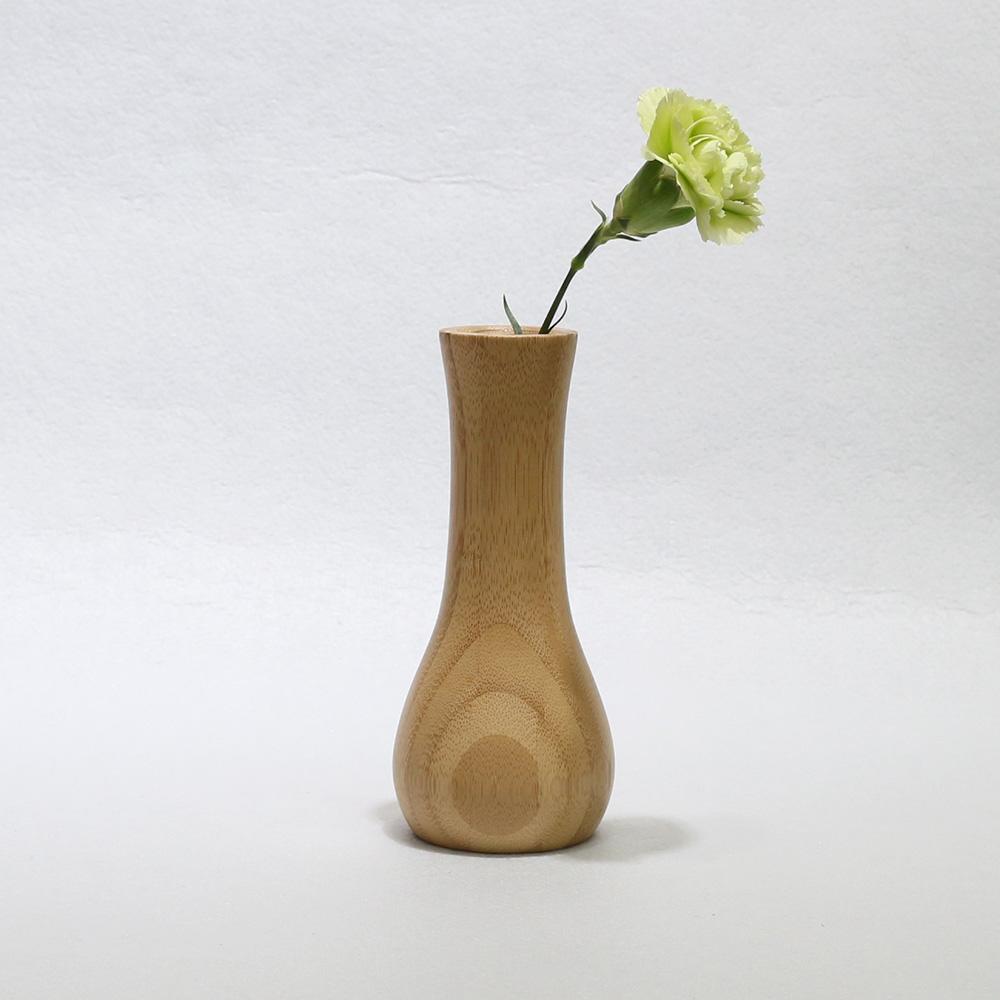 대나무 호리병 꽃병(D)